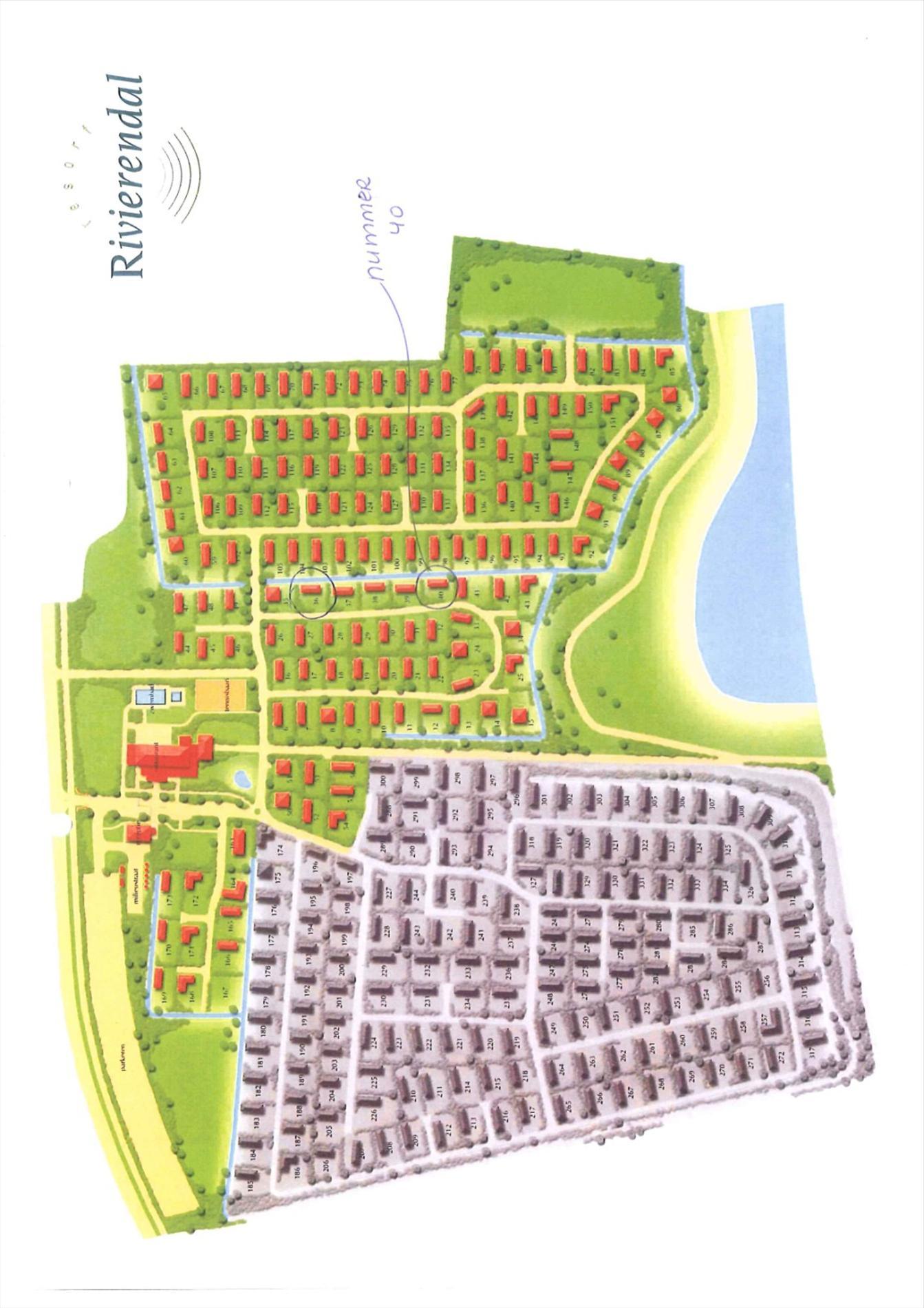 Floorplan - Bonegraafseweg 32-040, 4051 CH Ochten
