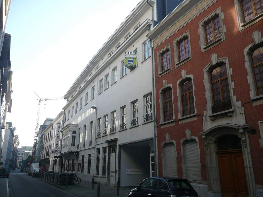 Arenbergstraat 10 Antwerpen