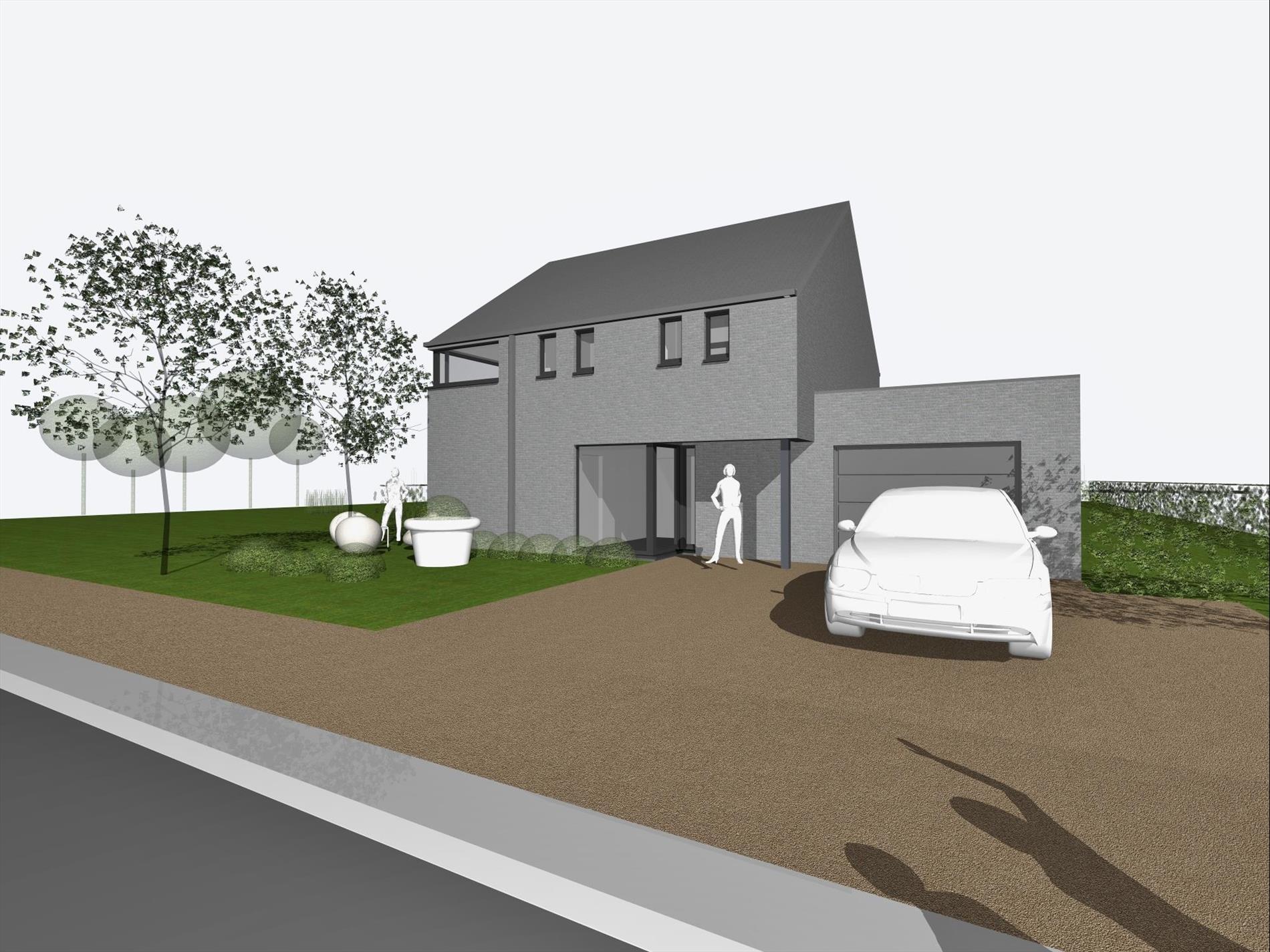 gros oeuvre ouvert basse nergie avec garantie d cennale maison a vendre 6900 waha condrogest. Black Bedroom Furniture Sets. Home Design Ideas
