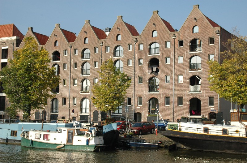 Entrepotdok, Amsterdam