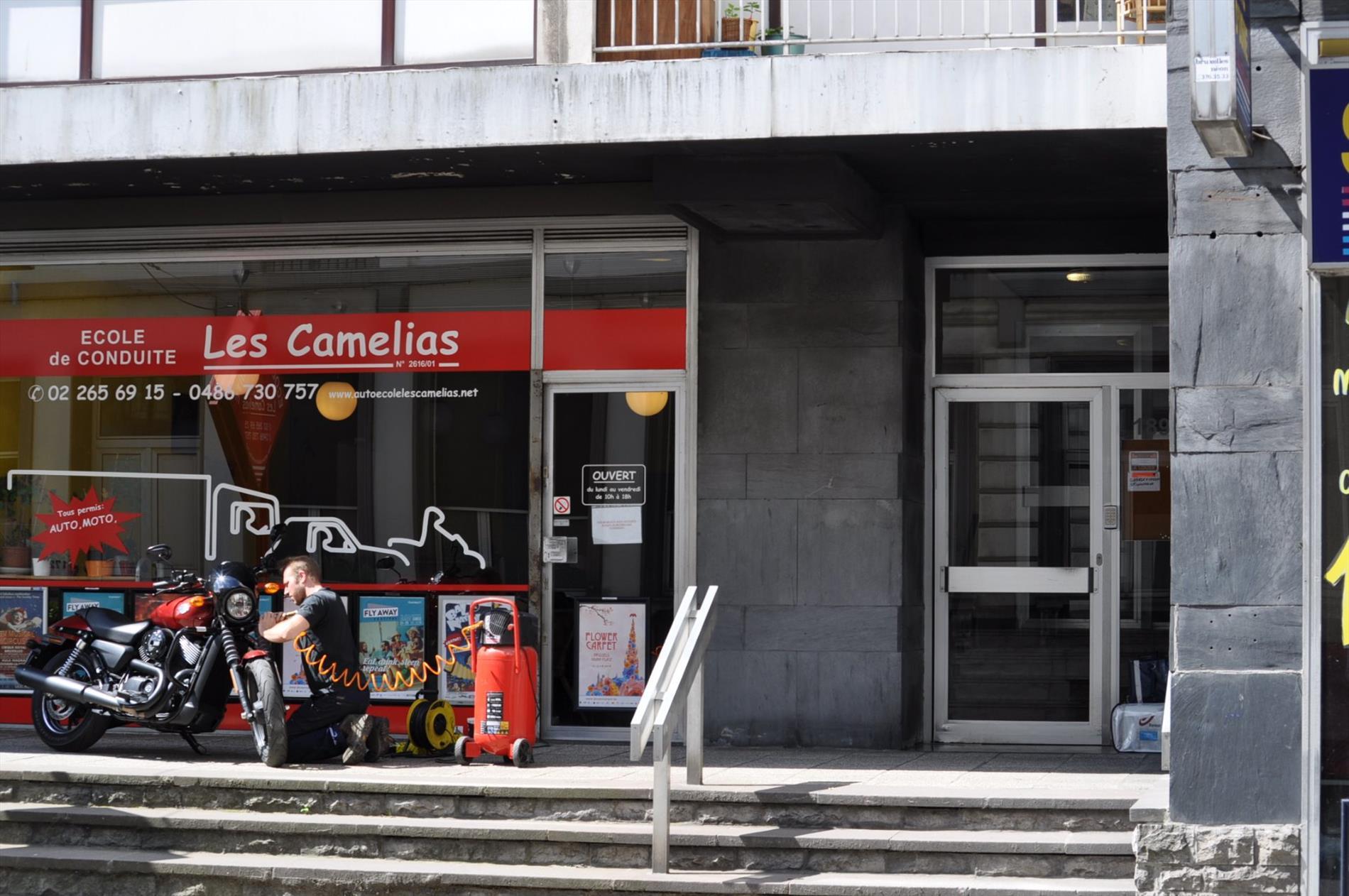 Chaussée d'Ixelles 189 Bus E Ixelles