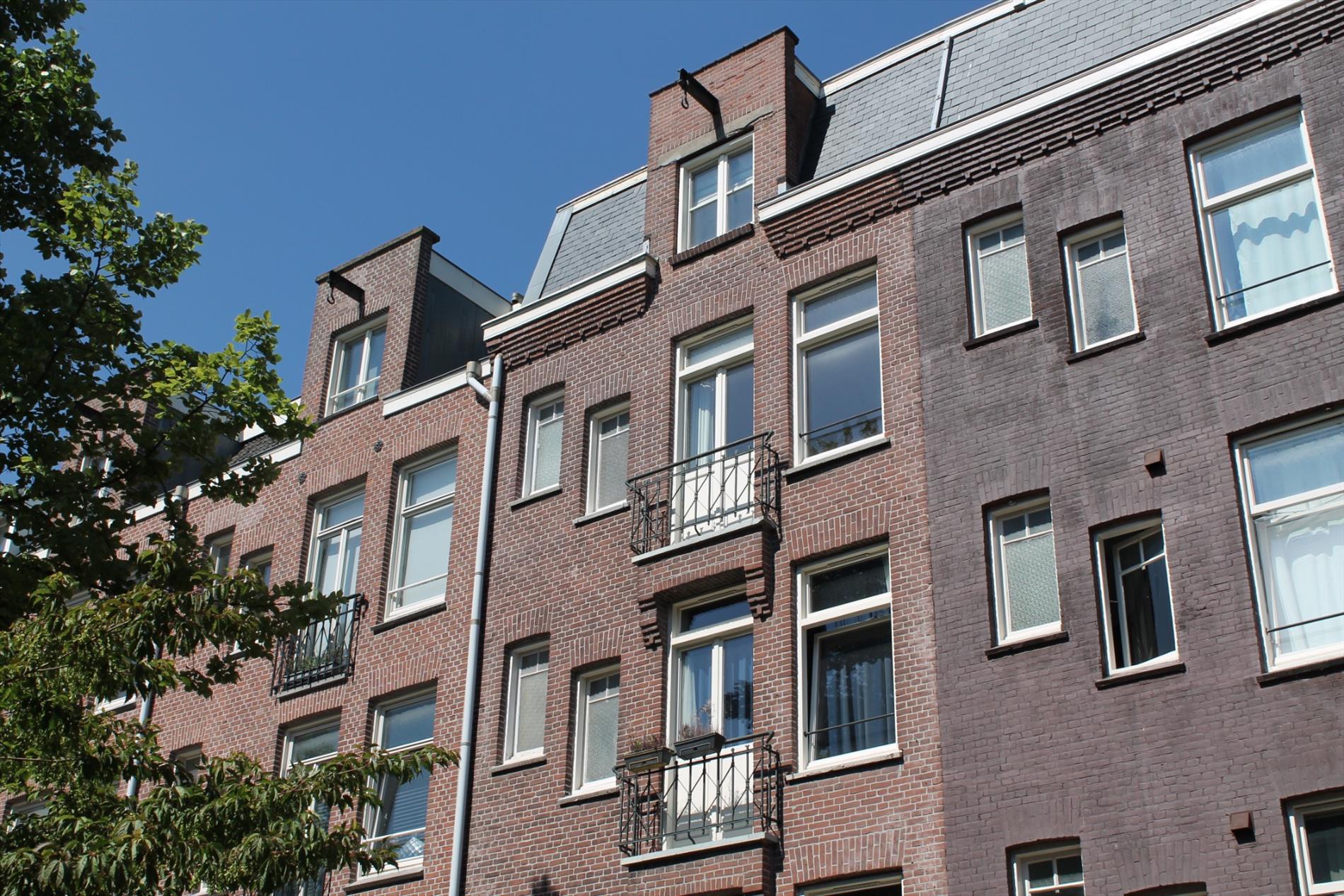 Tweede Keucheniusstraat, Amsterdam