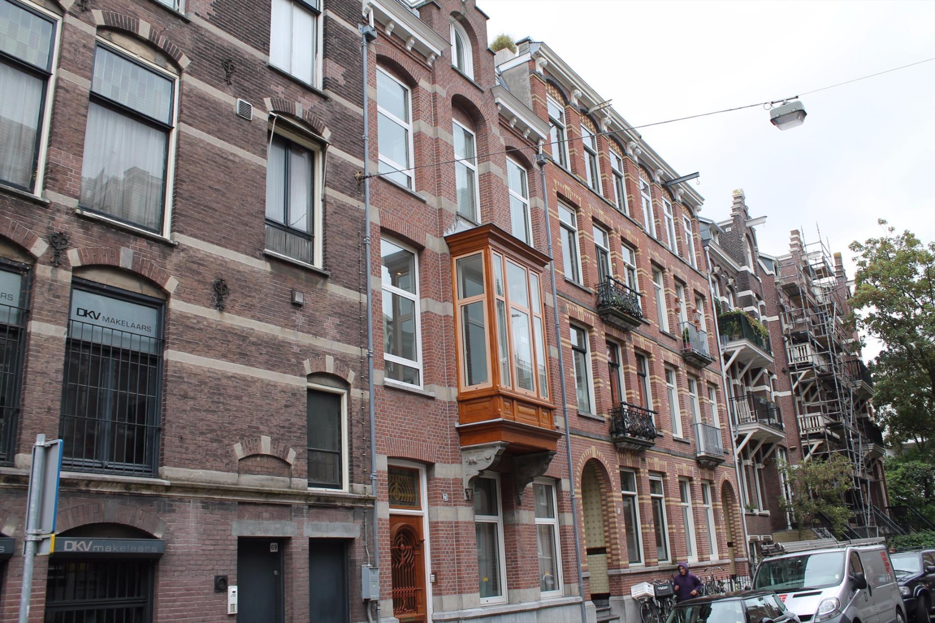 Tweede Constantijn Huygensstraat, Amsterdam