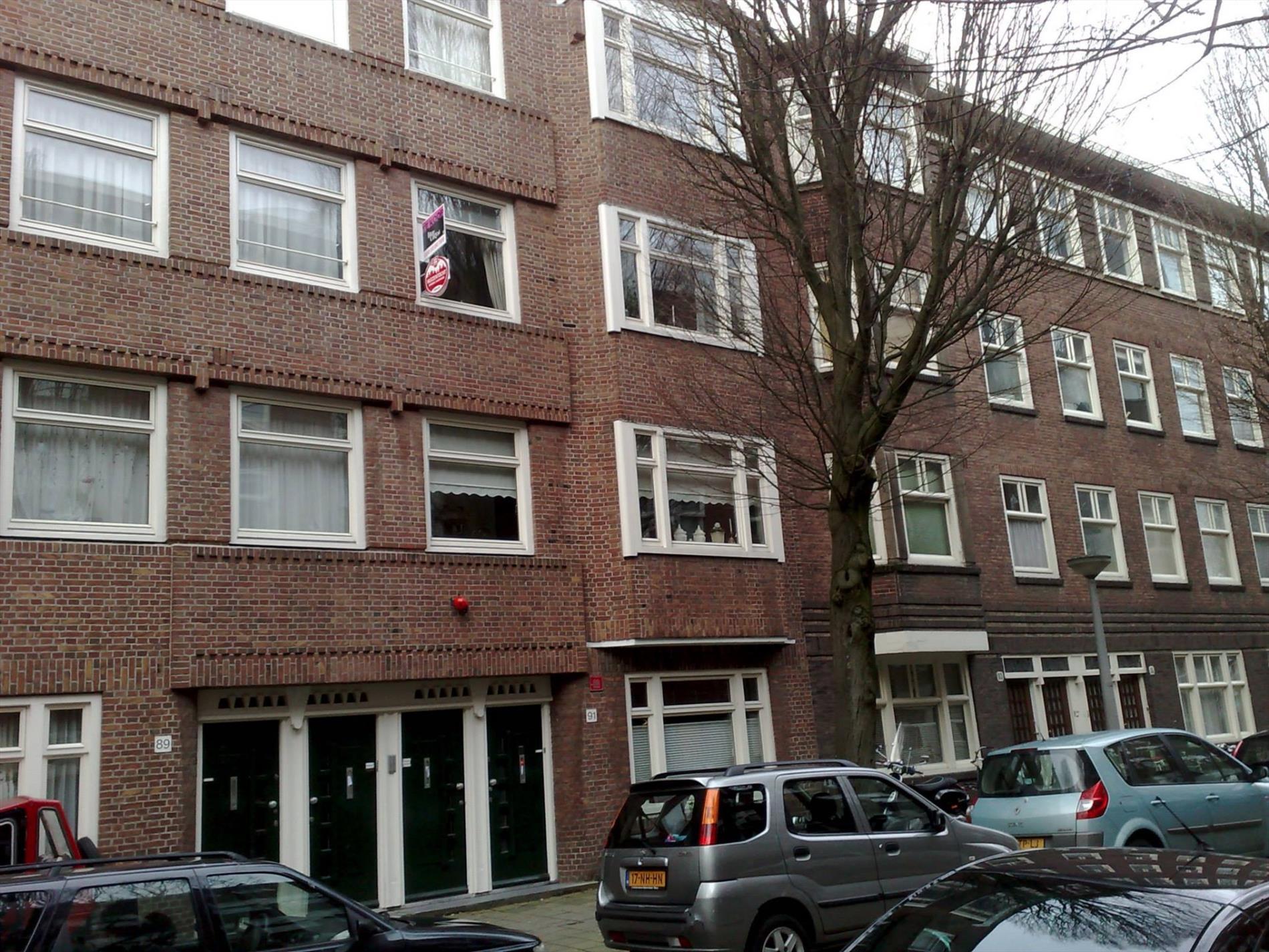 Kromme-Mijdrechtstraat, Amsterdam