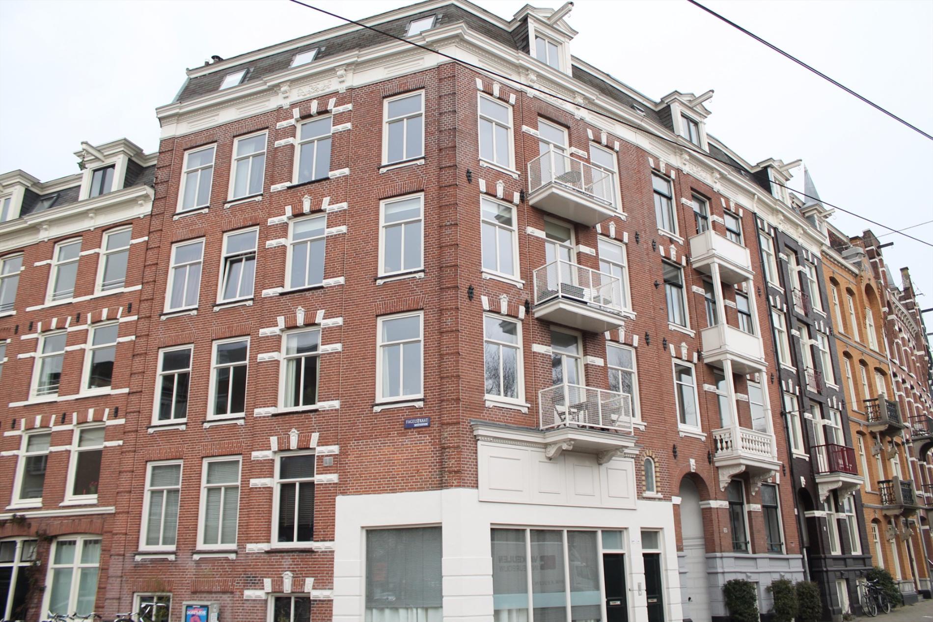 Nassaukade, Amsterdam
