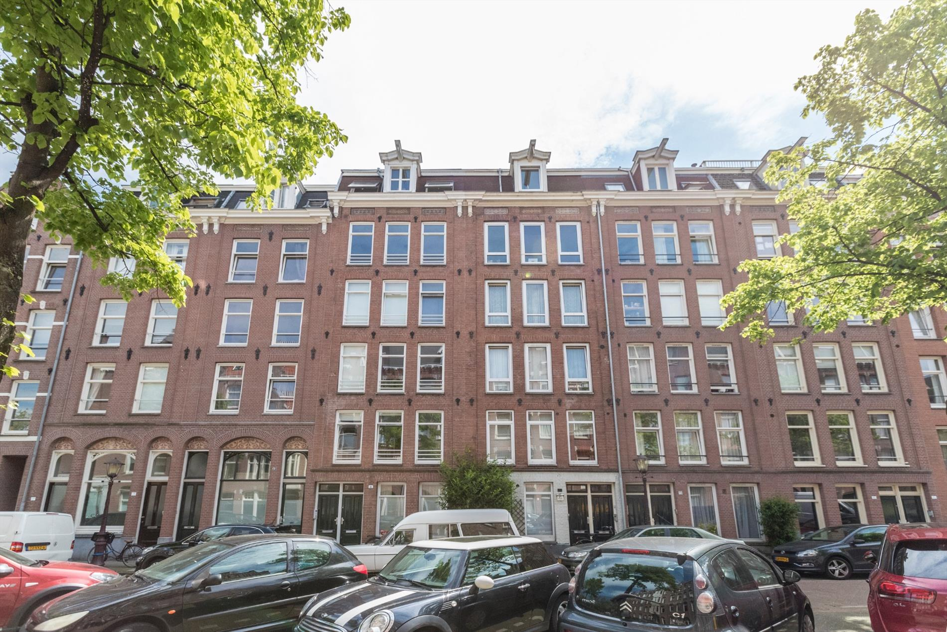Potgieterstraat, Amsterdam