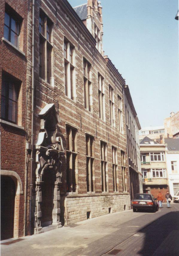 Oude Waag 6 Antwerpen