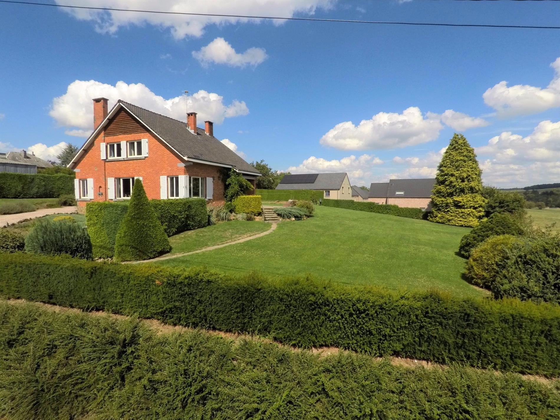 Condrogest immobilier maison terrain appartement achat vente for Achat maison belgique frais