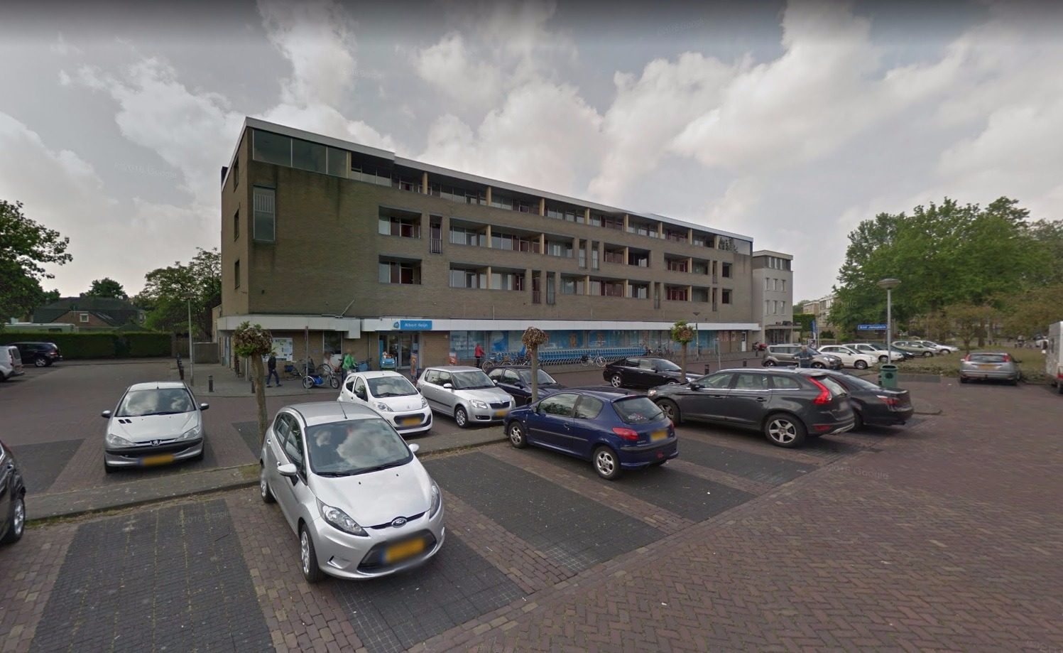 Kard. de Jongstraat, Valkenswaard