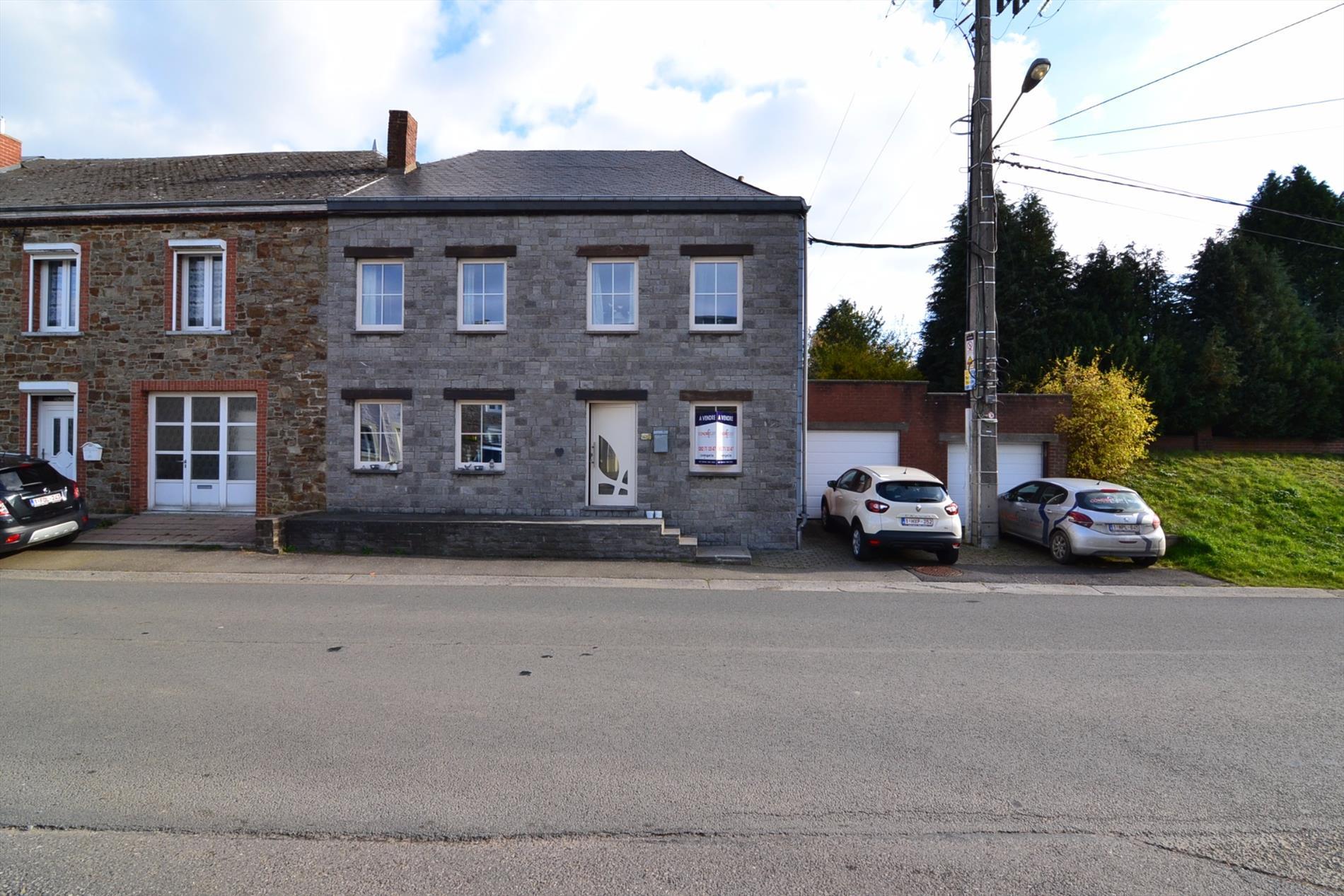 Option belle maison en pierre 3 chambres maison for Maison options