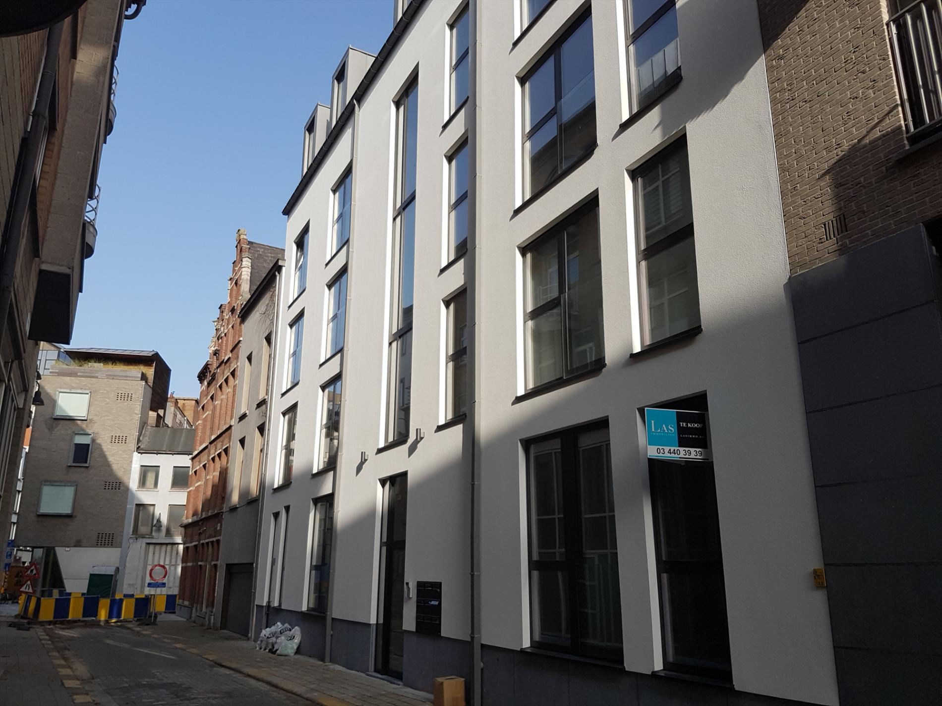 Gorterstraat 11 Antwerpen
