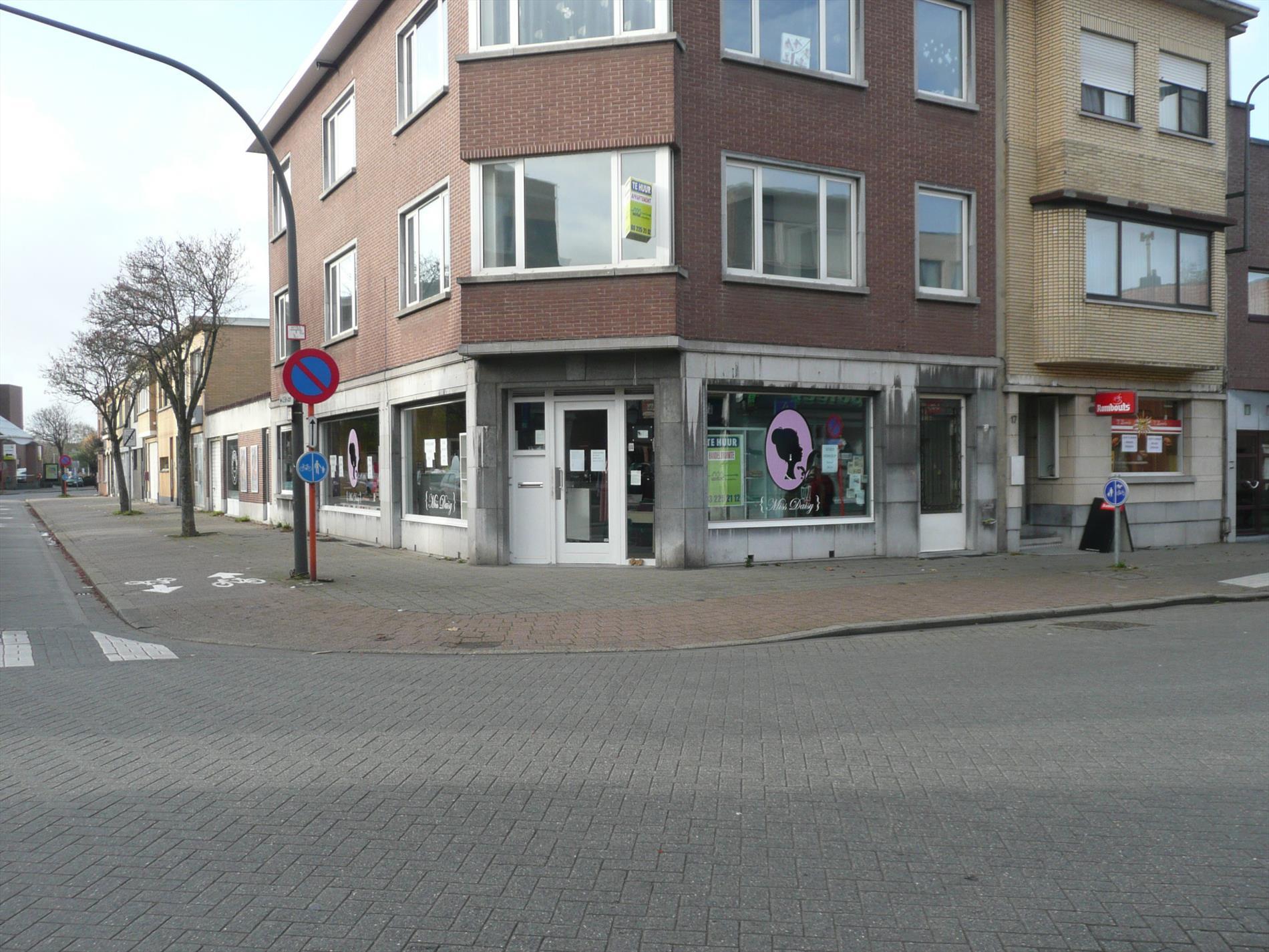 Sint-Benedictusstraat 15 Mortsel
