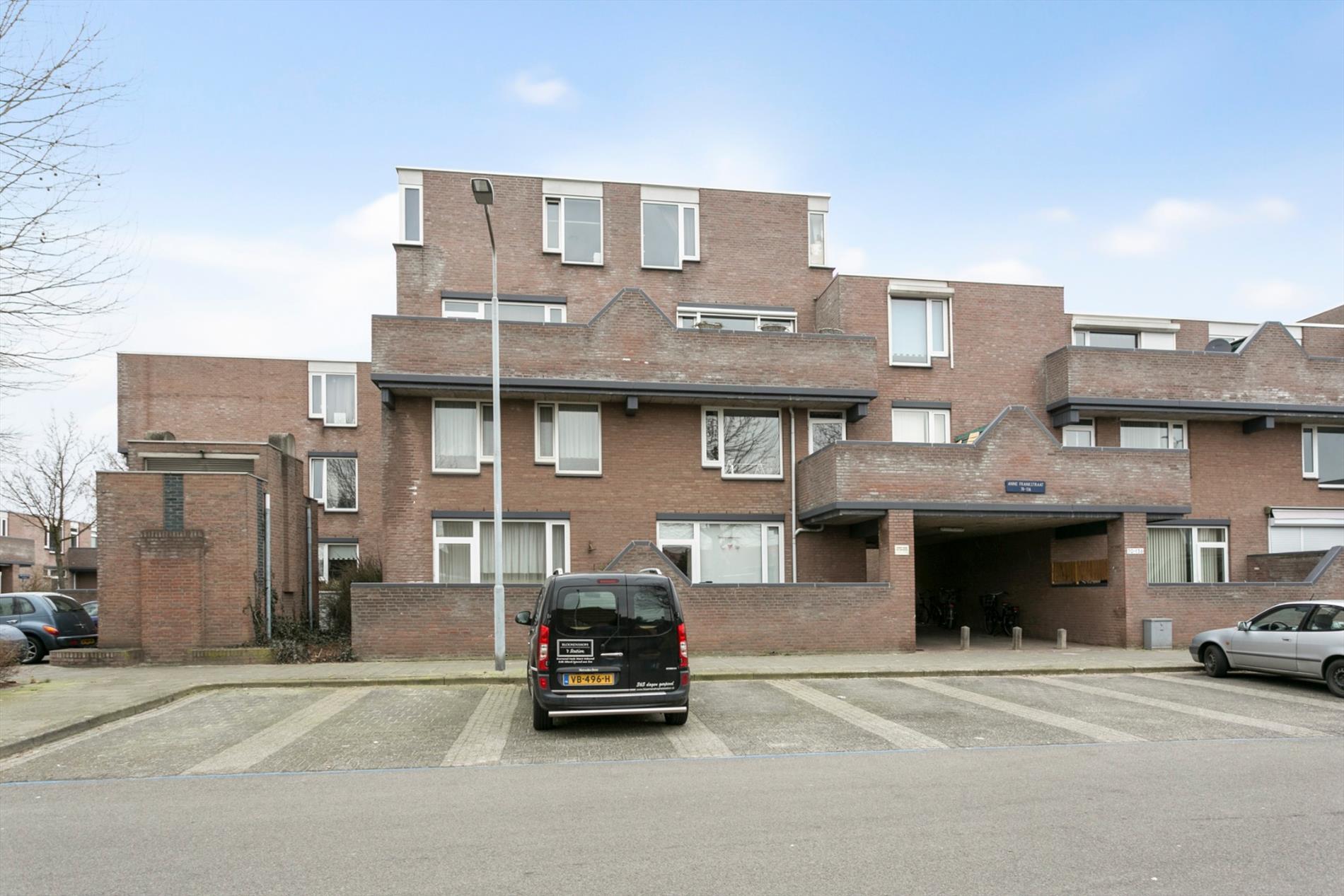 Anne Frankstraat, Venlo