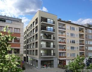 Nassaustraat 24 Antwerpen