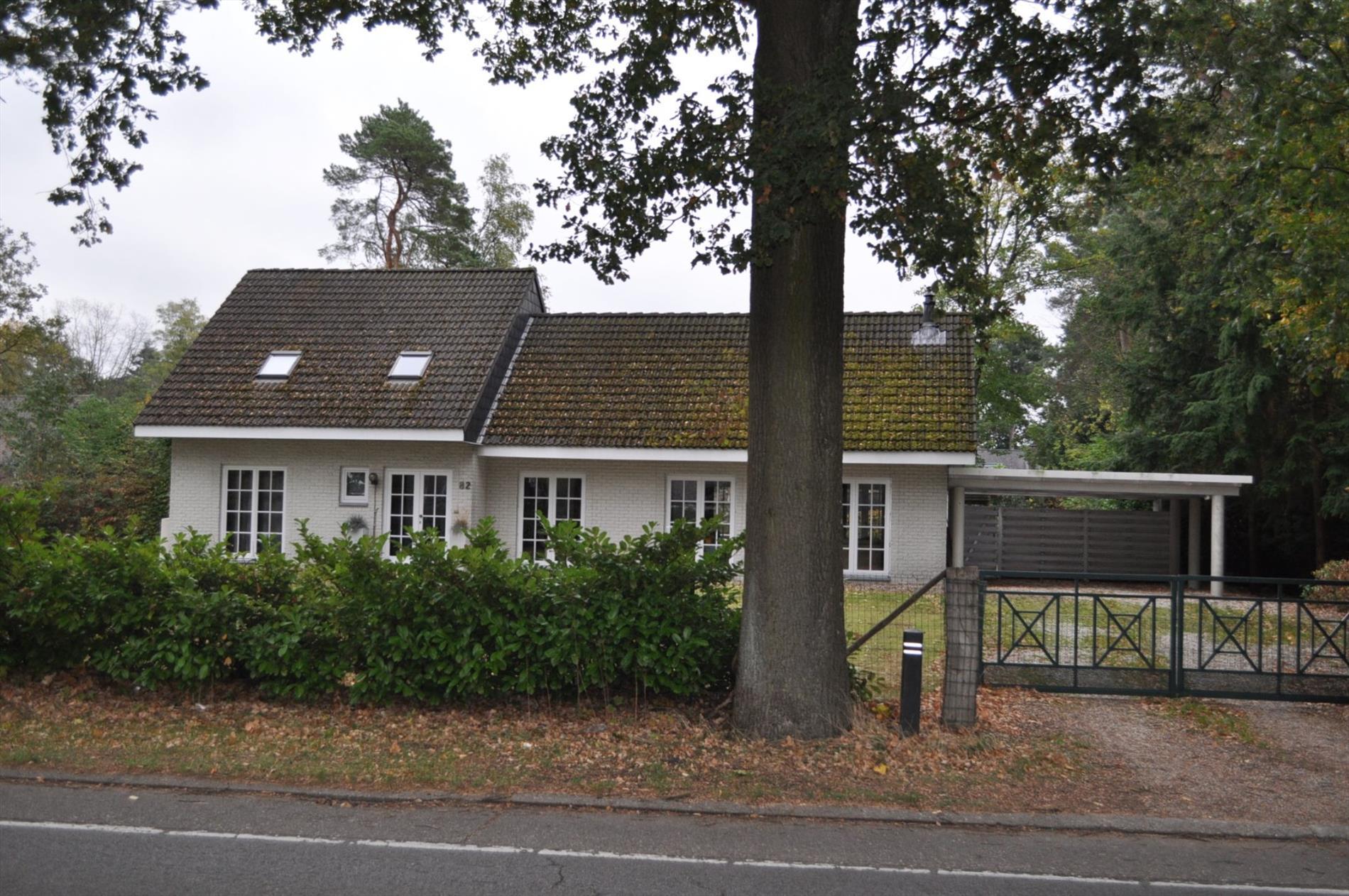 Mooie landelijke woning in een groene omgeving (skeletbouw).