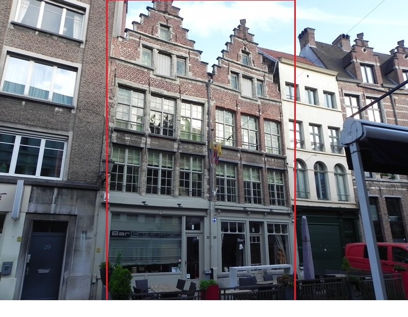 Vlasmarkt 31 Bus 33 Antwerpen